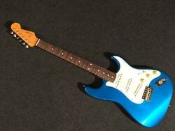 Used Fender Japan St62tx Lpb Mij Stratocaster Rose Fb Good Condition W/gb