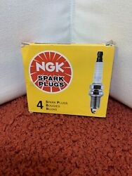 New 4pc Ngk Standard Spark Plugs 6578 Bpr4es Solid For Chevrolet Dodge Gmc Jeep