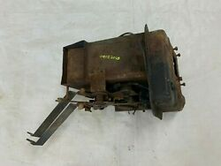 1954 Cadillac Heater Assembly Blower Housing Duct Valves Deville Series 62