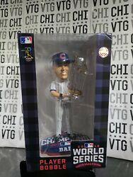 New Javy Javier Baez Trophy 2016 Chicago Chicago Cubs World Series Bobblehead