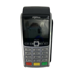 Ingenico Iwl250 / Iwl255 Wireless Payment Terminal Credit Card Reader No Battery