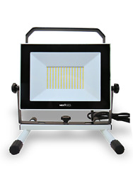 New Nextled 10000lm 110 W Led Work Light 1000w Equivalent. Ip 65 Water Proof