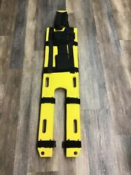Allied Healthcare Miller Full Body Splint / Litter Search And Rescue New P-0
