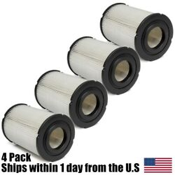 4pk Air Filters For New Holland Skid Steer Loaders L225 L325 Trenchers T-330