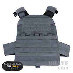 Emerson Tactical AVS MOLLE Adaptive Vest Waterproof Body Armor Plate Carrier
