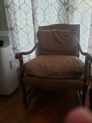 Minton And Spindell Louis Xiii Muttonbone Lounge Chairs