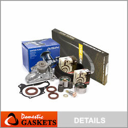 Timing Belt Kit Aisin Water Pump Fit 91-95 Toyota Turbo Celica Mr2 2.0 3sgte