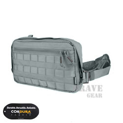 Emerson Tactical Concealed Carry Pouch Combat Chest Rig Multi Purpose Recon Kit