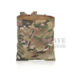 Emerson Tactical Nylon Magazine Mag Recycling Pouch Dump Bag with Belt MOLLE