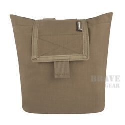 Emerson Tactical MOLLE Foldable Magazine Pouch Mag Storage Dump Bag Roll Up