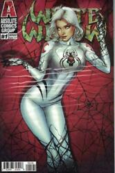 White Widow 1 Vintage Spider Kisses Cover By Jamie Tyndall / 48 Pages