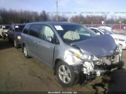 Automatic Transmission 6 Cylinder Fwd Fits 17-19 Sienna 1151448