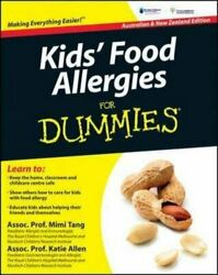 Kidsand039 Food Allergies For Dummies By Allen Katie Book The Fast Free Shipping