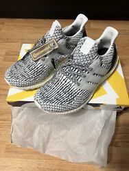 Adidas Ultra Boost 3.0 Og Pearl Oreo Cookies And Cream S80636 Size 9