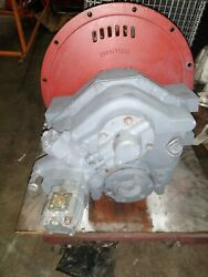 Zf Marine Transmission Model Irm220a 1.5 To 1 Ratio Used