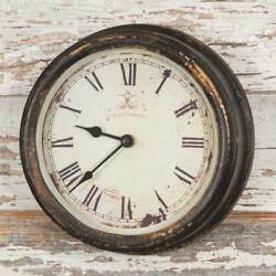 Primitive/cottage/country Cafe Wall Decor Clock