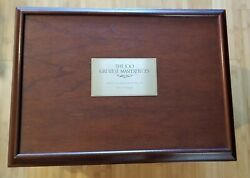 Coin Collector Storage Chest-boxmahogany Wood For Silver Dollar❗❗