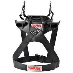 Simpson Female Specific Hybrid Sport Head And Neck Restraint / Fhr - Race / Rally