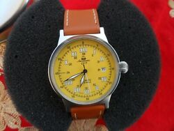 Aeromatic 1912 Mens Automatic Watch Germany New Limited Edition 5atm 018-250