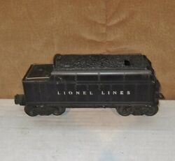 Lionel 6466wx Lionel Lines Whistle Tender,nice,nice