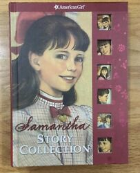 American Girl SAMANTHA Story Collection Hardcover Book All Books In One