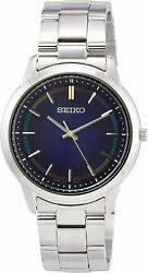Seiko Seiko Selection Sbpl029 Summer Limited 2020 Solar Men's Watch New In Box