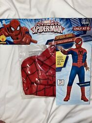 Spiderman Costume Small