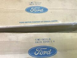 1968 69 70 Ford Mustang Shelby Gt 350 Nos Valve Cover Set S2ms-6a582-b / A