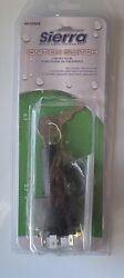 Sierra Ignition Switch Mp39800 Accessory-off-on-start