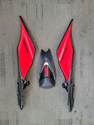 10-14 Aprilia Rsv4 Factory Aprc Rr Right Left Side Rear Tail Fairings Seat Cowl