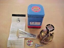 OPTIMUS 80 CAMPING BACKPACKING STOVE MADE SWEDEN W INSTRUCTIONS amp; 3 PICKS WORKS $110.00