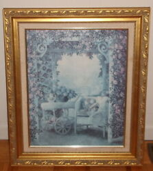 Glynda Turley Signed Limited Edition 102/250 Framed Canvas Lithograph Print