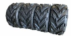 Trailmaster Mid Xrx And Hammerhead Mudhead Tires Set Of 4 Set Of 4 Tires For 208r