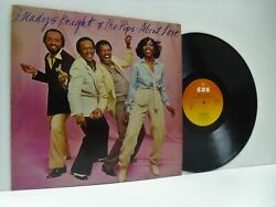 Gladys Knight And The Pips About Love Promo 1st Press Lp Ex-/vg 84178 Vinyl