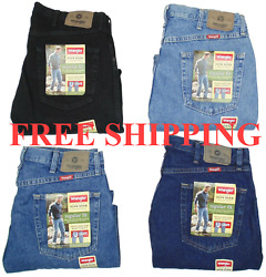 Wrangler Mens Jeans Five Star Regular Fit Many Sizes Many Colors New With Tags U