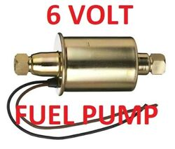 6 Volt Fuel Pump Buick 1953 1952 1951 1950 1949 1948-can Be Primary Or Support