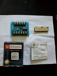 New Altronix 6062 Timer Rbsn-ttl Relay 2 Amp 12-24vdc Free Shipping