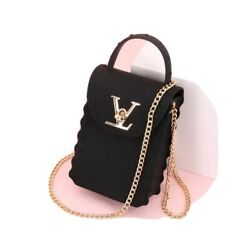 New Arrivals ladies crossbody bags luxury designe jelly handbags Black for women $20.00
