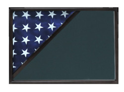 Shadow Box To Hold A Burial Casket Flag Display Case