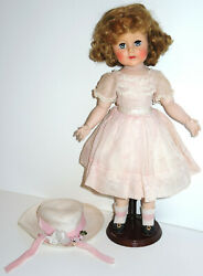 Rare 1952 Madame Alexander Andldquomadelaineandrdquo Doll 18 Jointed Original Tagged Outfit
