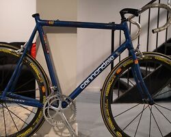 Cannondale Road Bike/ Mavic / Campagnolo