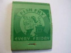 1940and039s Max And Phillyand039s Tavern 3718 W Vliet St Milwaukee Wi Matchbook Wis Wisc