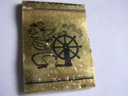 1940and039s Marine Tap 3236 N Green Bay Ave Milwaukee Wi Matchbook Wis Wisc