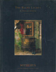 Sotheby's Collection Furniture Art Rugs Decorative Woa Catalog 1995