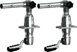 Taco Gs-2801 Outrigger Pair Grandslam 280 Top Mount Offset Handle Fishing Boat