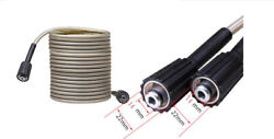50 Ft. 3200 Psi High Pressure Washer Hose - M22 Connector - Replacement Hose