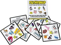 Filthy Snap - Novelty Toy - Card Game
