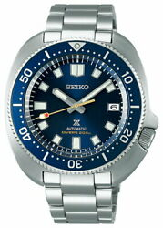 Seiko Prospex Diver's Watch 55th Limited Model Sbdc123 Men's Watch New