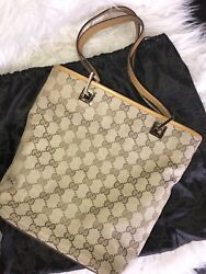Authentic Gucci Bucket Bag $300.00
