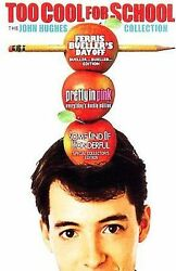 Too Cool for School The John Hughes Collection Ferris Bueller#x27;s Day Off B.. $9.45